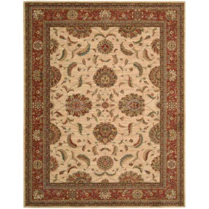 "Living Treasures  Rug - 5'6"" x 8'3"""