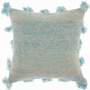Blue Lifestyle Pillow