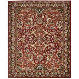 "Timeless Red Rug -  7'9"" x 9'9"""