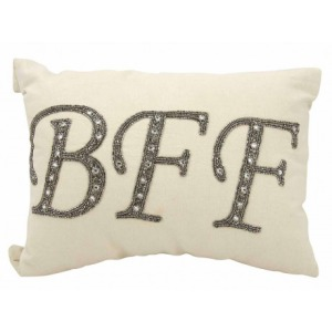 BFF Champaigne Luminescence Pillow