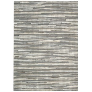 "Capelle Silver Rug - 5'3"" x 7'4"""