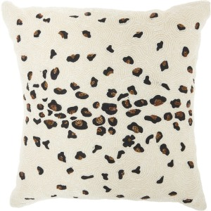 "Luminescence Ivory Pillow 20"" x 20"""