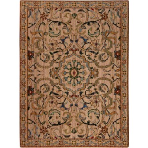 Timeless Copper Rug - 8'6 x 11'6""