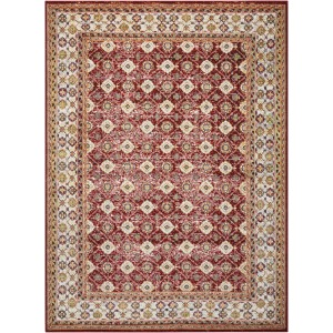 "Aria Red Rug - 7'10"" X 10'"