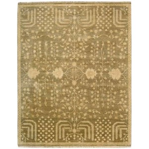 "Grand Estate Mushroom Rug - 5'6"" x 8'"
