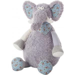 Grey Elephant Plush