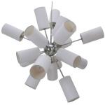 Yoshimi Pendant Lamp - Chrome