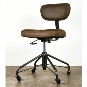 Rand Office Chair - Umber Leather