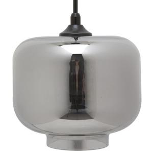 Charles Pendant Lamp - Smoked Grey