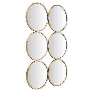 Radeau Mirror - Gold / Stainless Steel