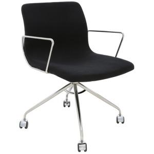 Alta Office Chair - Grey Castors
