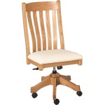 Contour Roller Side Chair