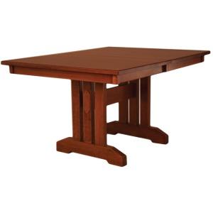"""Mini Mission Table 36"""" x 54"""""""