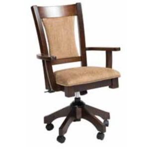 Alexis Roller Arm Chair