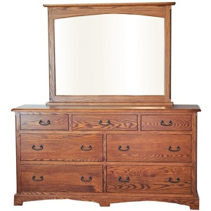 Westbrook Triple Dresser/Mirror