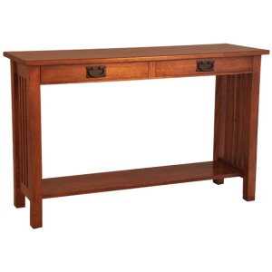 Mission Sofa Table