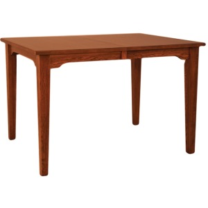 """Mission Gathering Table 36"""" Tall"""
