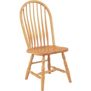 Bent Back Arm Chair