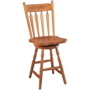 Acorn Side Barstool