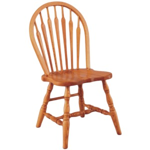 Bow Arrow Side Chair
