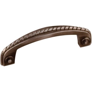 Dark Brushed Antique Copper Hardware