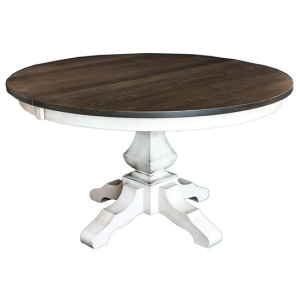 "60"" Milano Pedestal Table"
