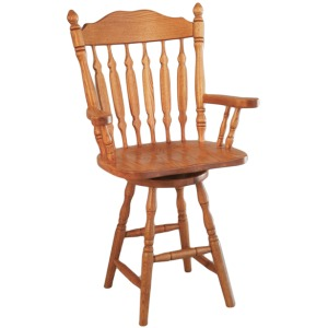 Royal Arm Barstool