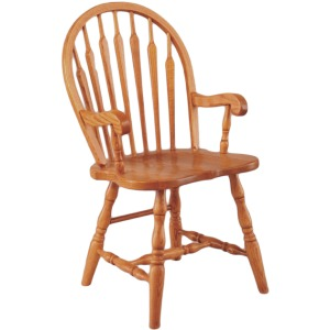 Bow Arrow Arm Chair