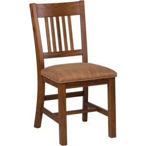 Santa Fe Side Chair {Cloth Seat}