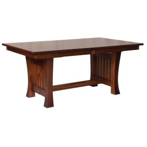 Evansville Table w/4 Leaves
