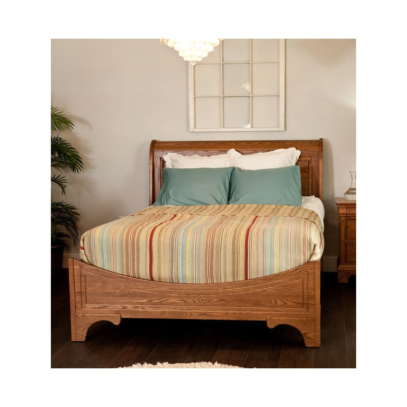 Edinburgh Sleigh Bed