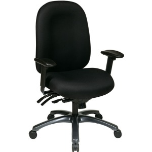 Multi-Function High-Back Chair