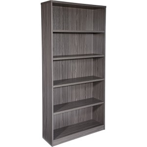 "5-Shelf Bookcase with 1"" Shelves"