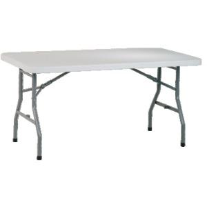 5' Resin Multi Purpose Table