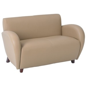 Eleganza - Eco Leather Loveseat