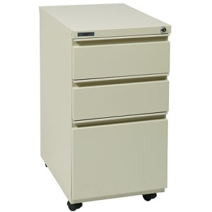 Closed Top Pedestal - Box/Box/File
