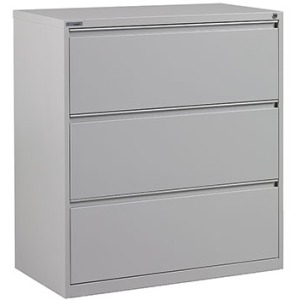 "36"" Wide 3-Drawer Lateral File"
