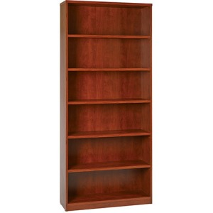 "6-Shelf Bookcase with 1"" Shelves"