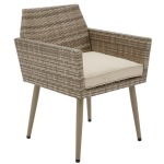 Avery Outdoor Arm Chair (Set of 2)