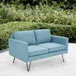Austin Outdoor Loveseat