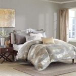 Graphix Jacquard Comforter Set - King