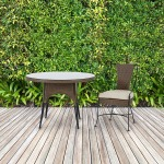 Lily Outdoor Arm Chair(set of 2)