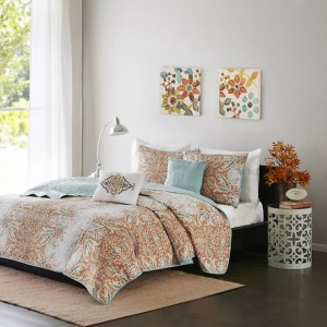 Minet Coverlet Set