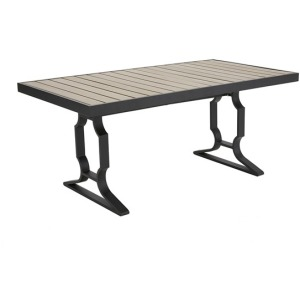 EVERETT Outdoor Rectangular Table