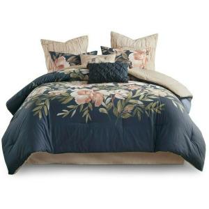 Camillia 8 Piece Cotton Comforter Set