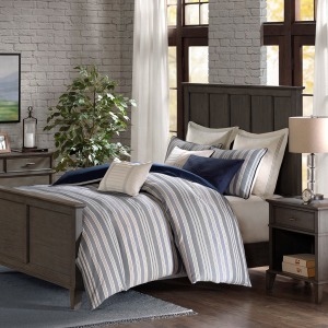 Farmhouse Comforter Set -King