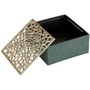 Dacre Metal Vase