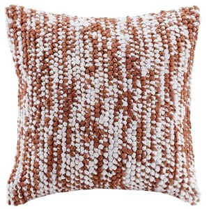 Heathered Woven Square Pillow