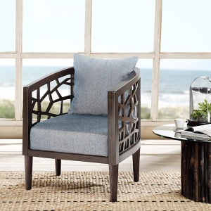 Crackle Accent Chair
