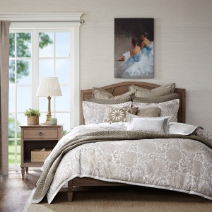 Sophia Comforter Set -King